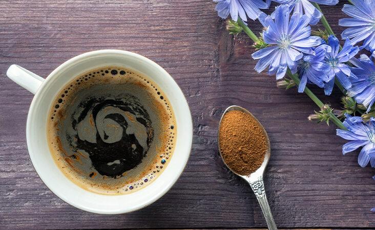 Рецепт кофе с цикорием