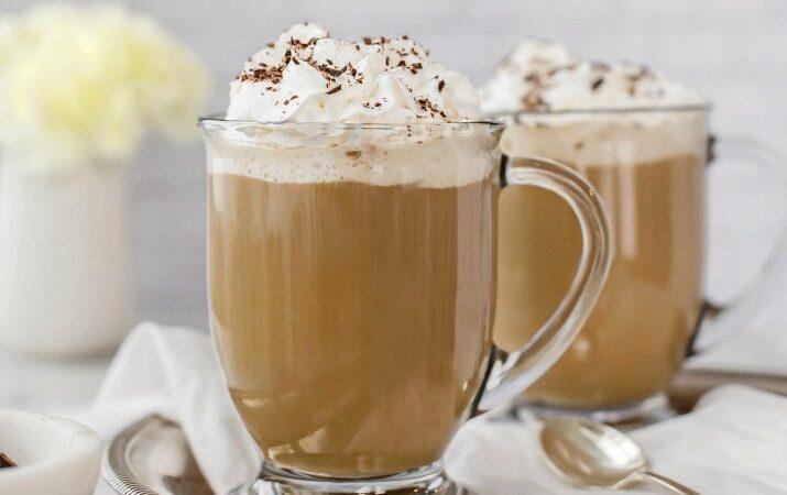 Рецепт кофе со сливками
